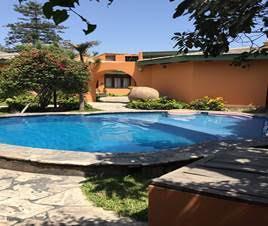 Foto Casa en Venta en  Santiago de Surco,  Lima  CERROS SAN FRANCISCO N°1XX