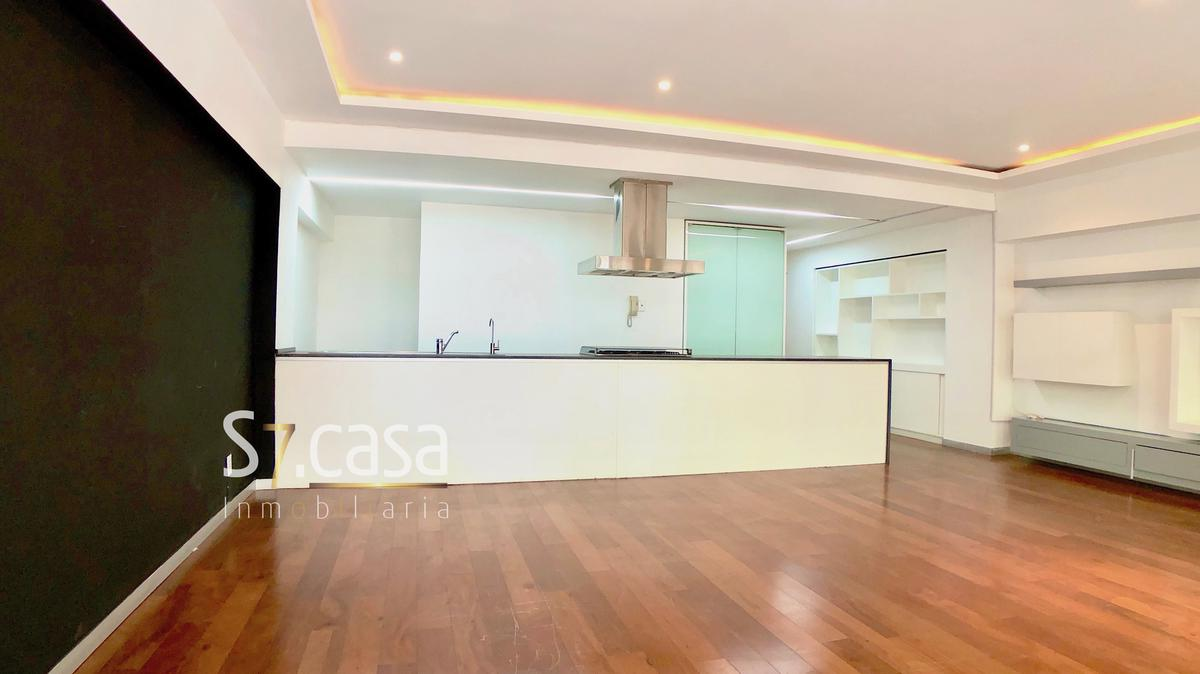 Foto Departamento en Renta en  Hipódromo,  Cuauhtémoc  Departamento en renta, Hipódromo Condesa, Amplio, Balcon, Cocina abierta,  piso bajo.