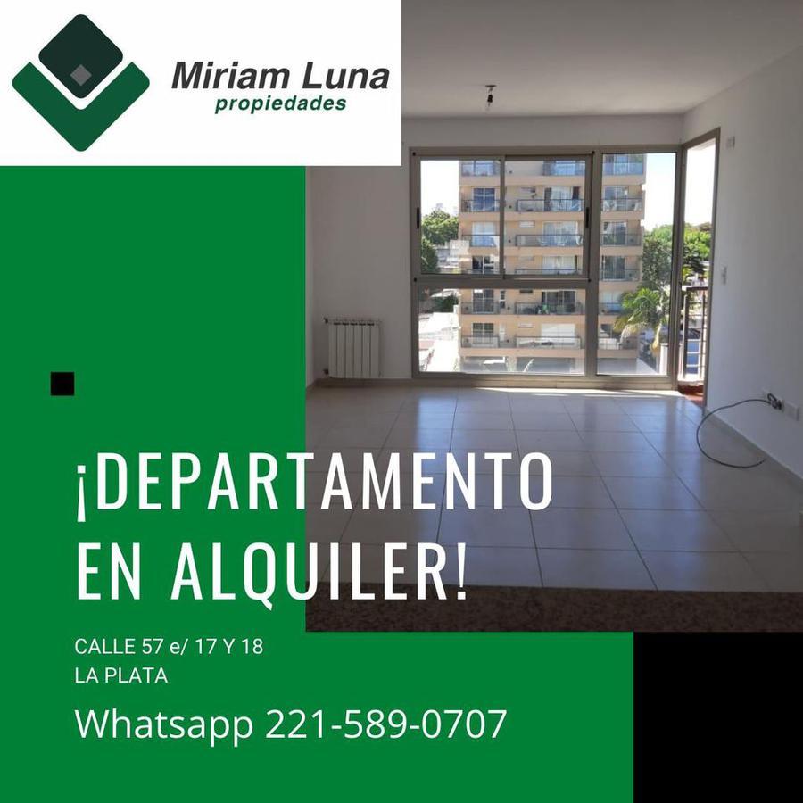 Foto Departamento en Alquiler en  La Plata ,  G.B.A. Zona Sur  57 18 Y 19