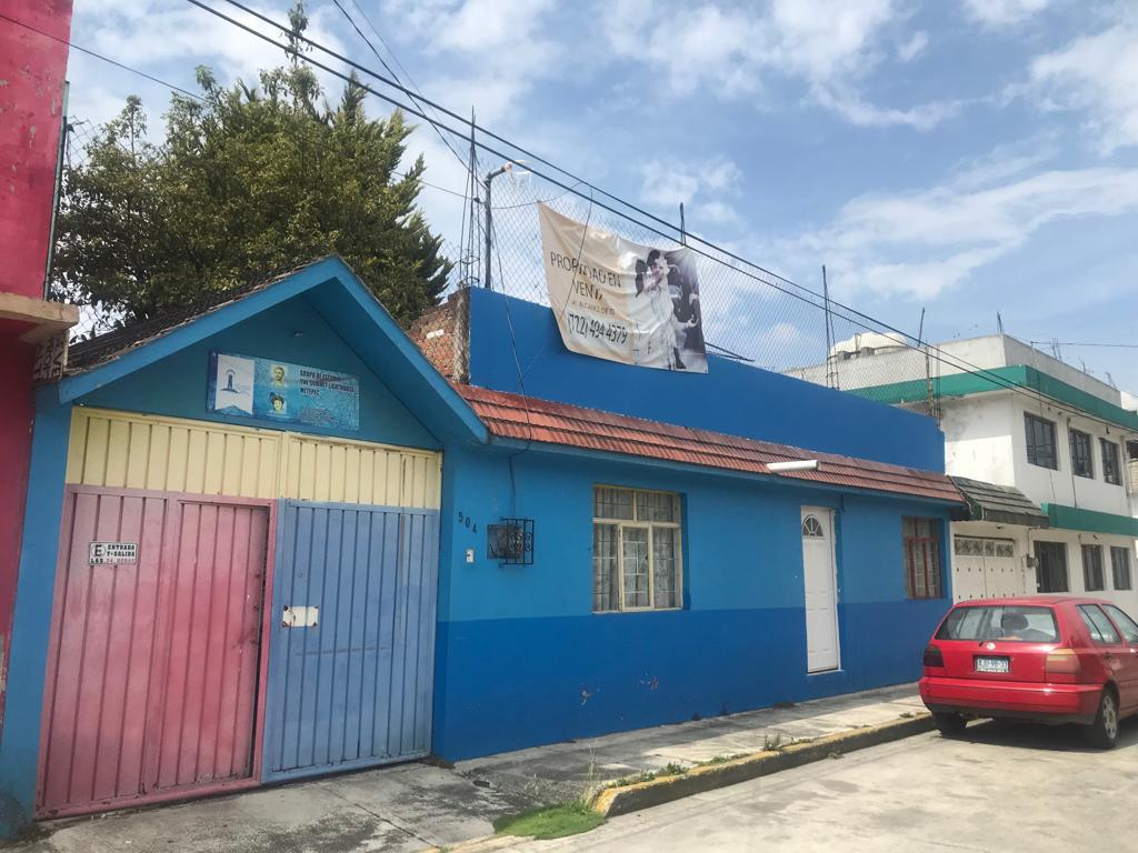 Foto Casa en Venta en  Benito Juárez,  Toluca  Casa Venta Col Juarez