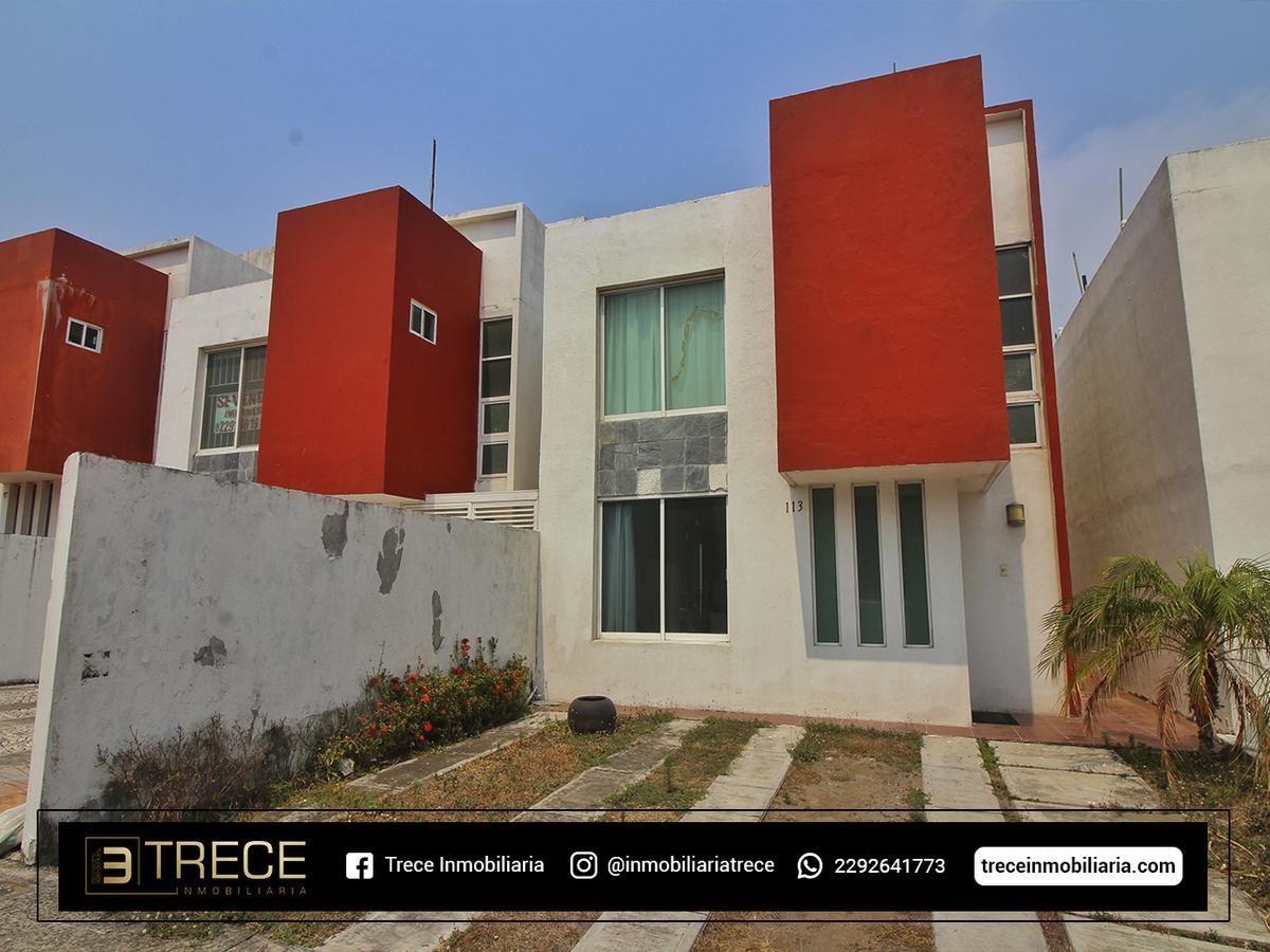 Foto Casa en Renta en  Fraccionamiento Banus,  Alvarado  Fraccionamiento Banus