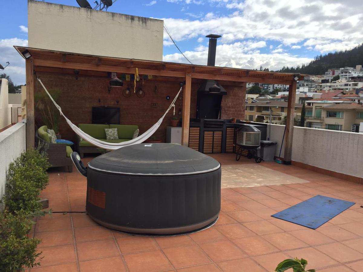 Foto Departamento en Venta en  Norte de Quito,  Quito  San Isidro II