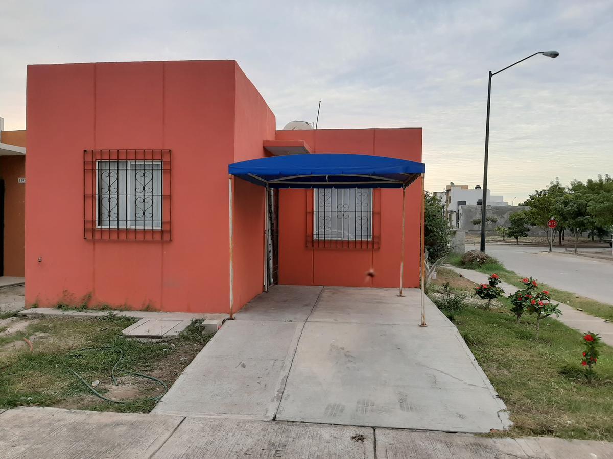 Foto Casa en Renta en  Fraccionamiento Valle Alto,  Culiacán  SE RENTA CASA EQUIPADA EN VALLE ALTO, 1 PLANTA, 3 RECAMARAS