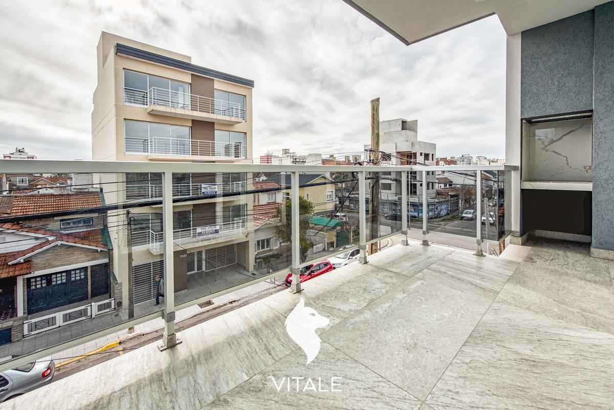 Foto Departamento en Venta en  Chauvin,  Mar Del Plata  Corrientes 3100