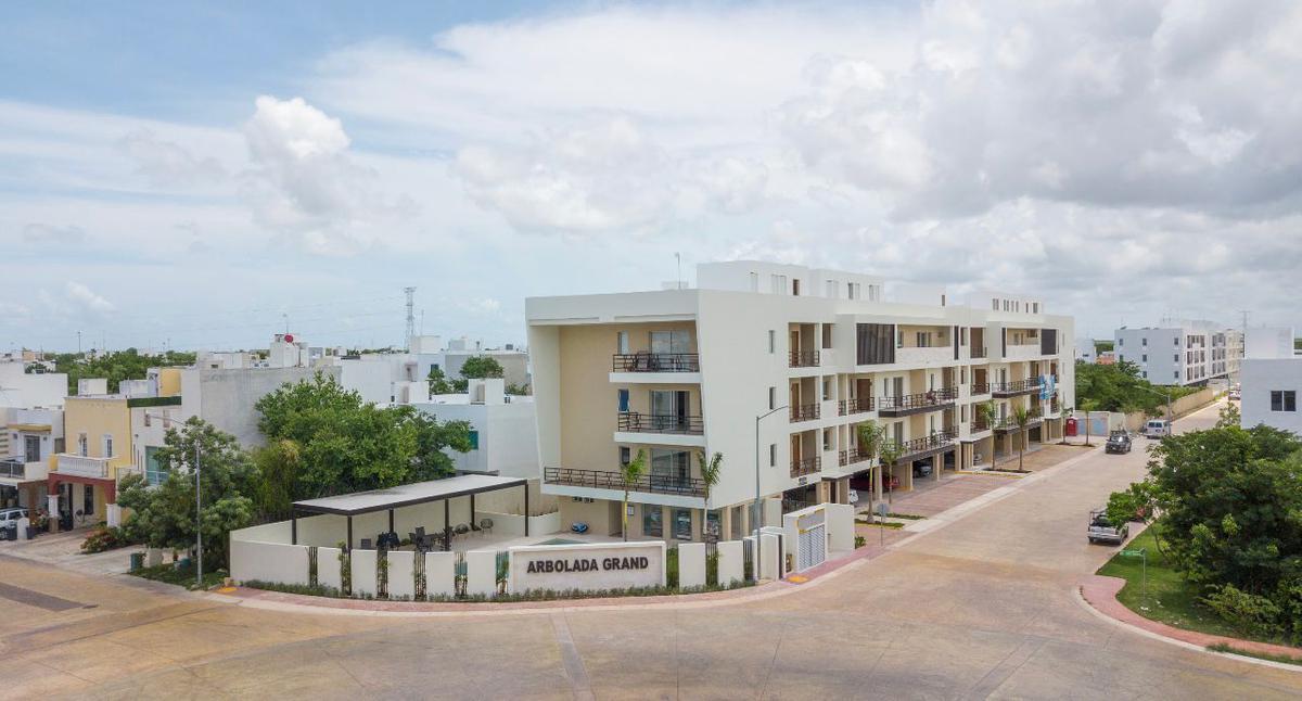 Foto Departamento en Venta en  Arbolada,  Cancún  Departamento en VENTA Residencial Arbolada Cancun  Condominio Arbolada Grand