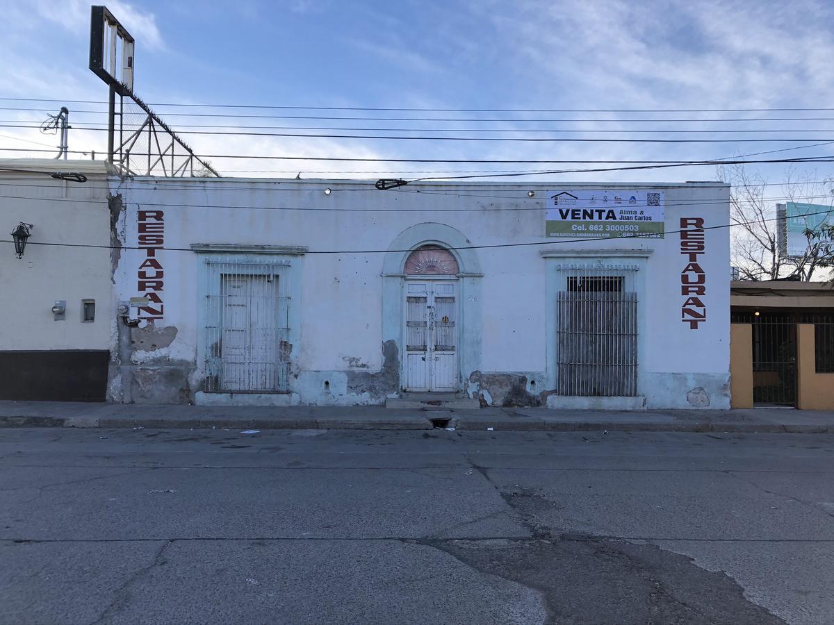 Foto Casa en Venta en  Hermosillo Centro,  Hermosillo  SE VENDE CASA EN EL CENTRO DE LA CIUDAD DE HERMOSILLO