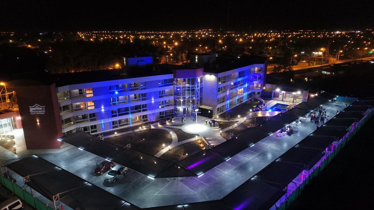 """Foto Departamento en Alquiler en  Rivadavia ,  San Juan  Avda. Reconquista y Punta de Rieles, 3er piso Dpto """"J"""""""