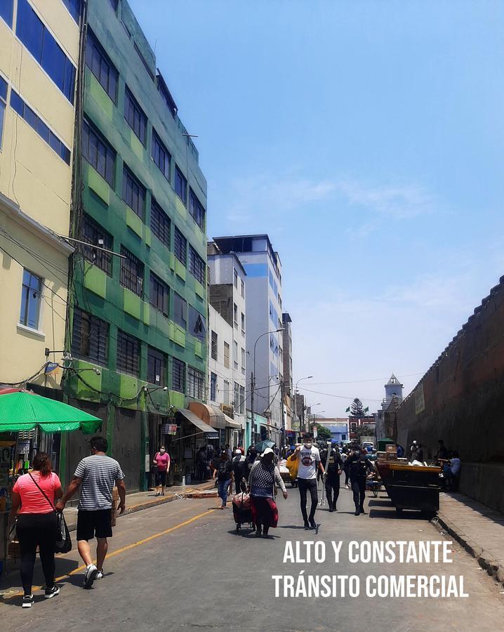 Foto Local en Venta en  Lima ,  Lima  Jiron Inambari 731 Interior 12