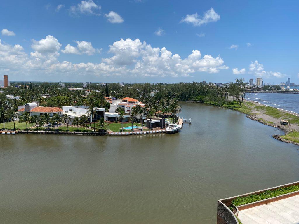 Foto Departamento en Venta   Renta en  Alvarado ,  Veracruz  Departamento Marina Tajin, Isla del Amor, Alvarado
