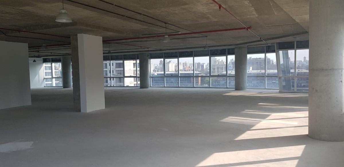 Foto Oficina en Alquiler en  Puerto Madero ,  Capital Federal  World Trade Center III - Juana Manso  1800  - 701