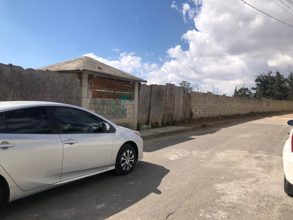 Foto Terreno en Venta en  Capulhuac ,  Edo. de México  TERRENO EN CAPULHUAC