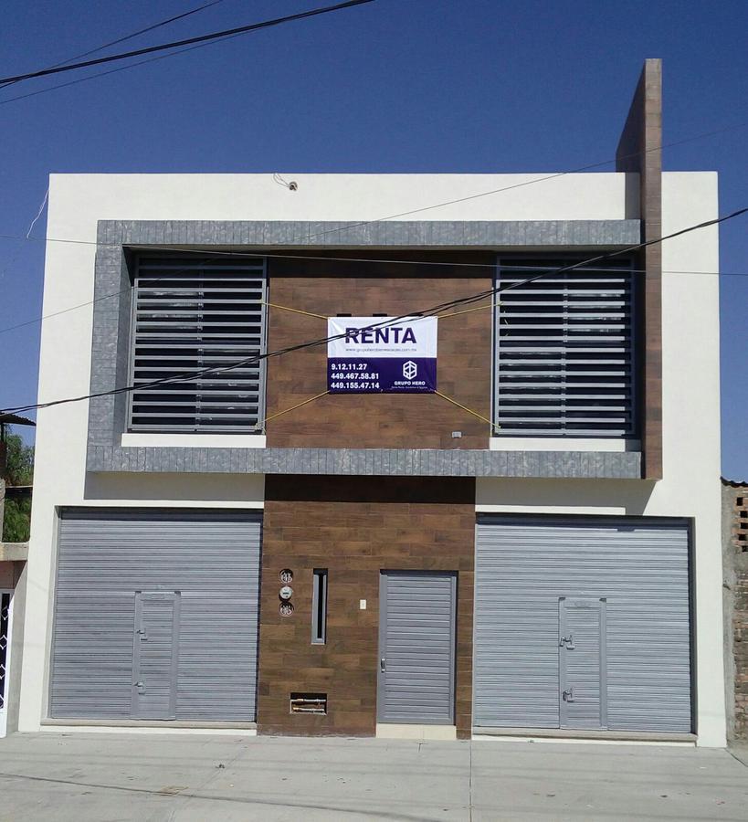 Foto Local en Renta en  Jesús María ,  Aguascalientes  Edificio Comercial en Av. Emiliano Zapata (carr. Valladolid) Jesús María, Ags.