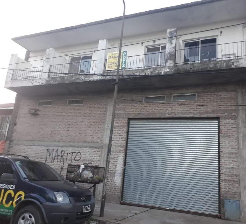 Foto Departamento en Alquiler en  Jose Clemente Paz,  Jose Clemente Paz      Tres Sargentos  26    Dpto 1