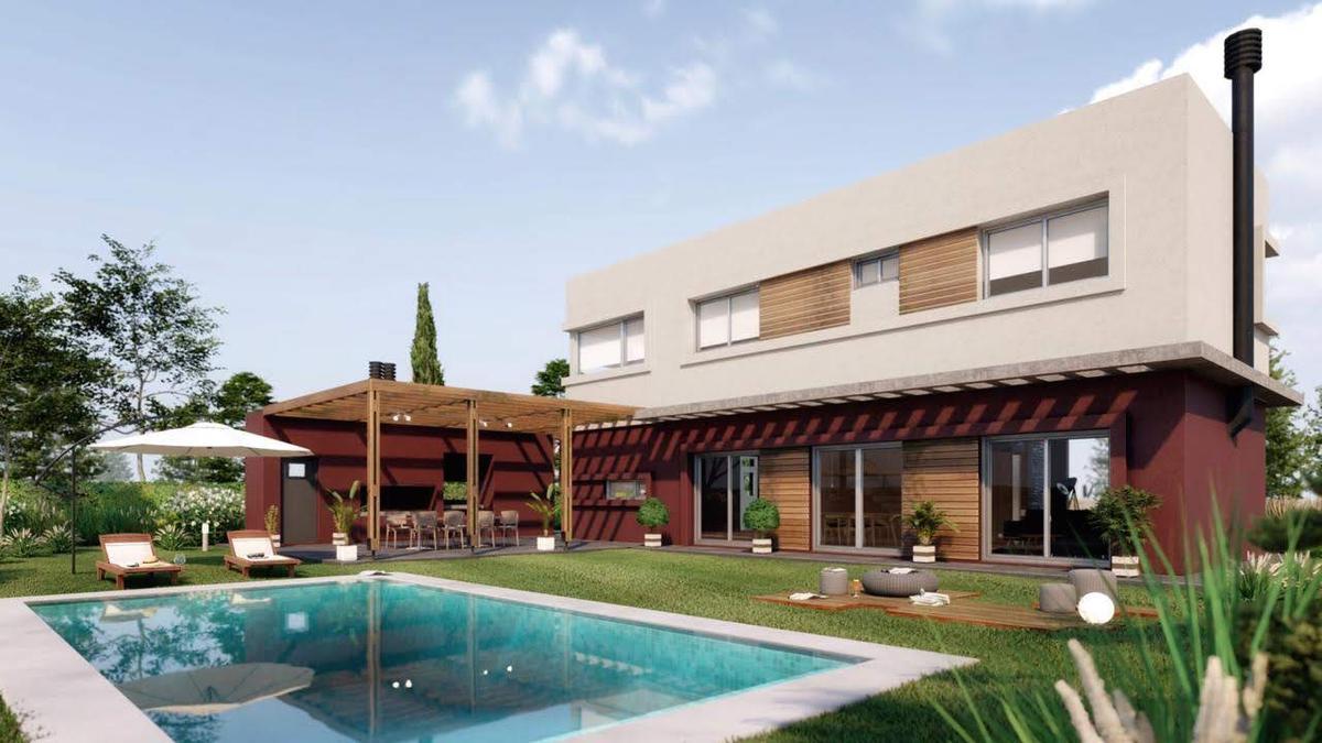 Foto Casa en Venta en  Greenville Polo & Resort,  Guillermo E Hudson  Casa Greenville