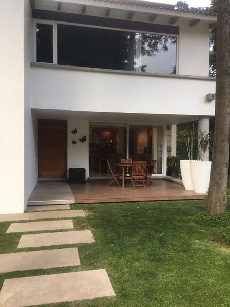 Foto Casa en Renta en  Ex-hacienda Jajalpa,  Ocoyoacac  Se Renta bonita Residencia en Hacienda  Jajalpa