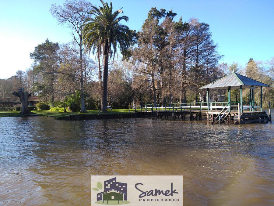 Foto Quinta en Venta en  Sarmiento,  Zona Delta Tigre      Rio Sarmiento