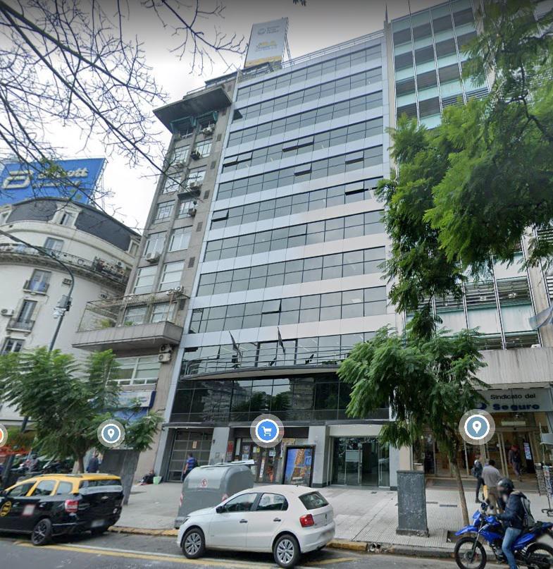 Foto Oficina en Alquiler en  Tribunales,  Centro (Capital Federal)  C. Pellegrini 587, 4° e/ Tucumán y Lavalle