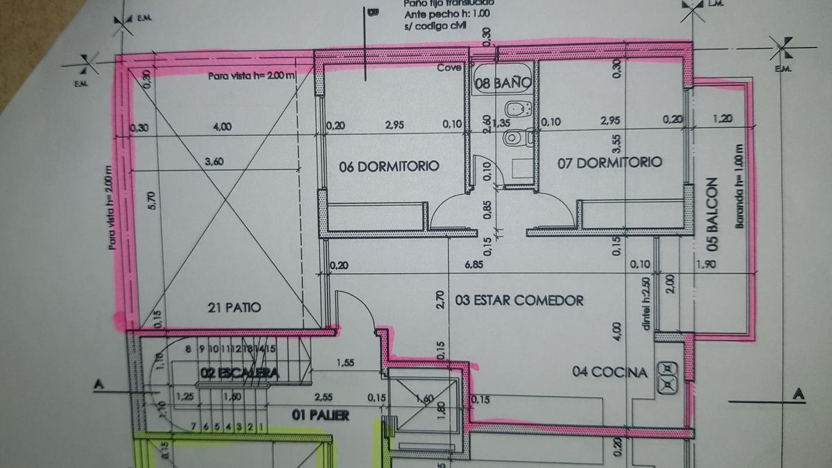 Foto Departamento en Venta en  Arroyito,  Rosario  J. V. GONZALEZ  1007 BIS 01-01