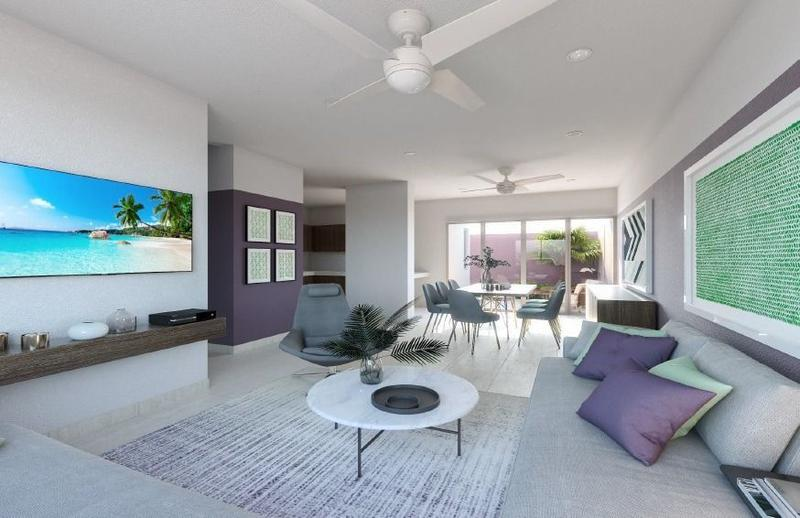Foto Casa en condominio en Venta en  Cancún Centro,  Cancún  Residencia en venta, nuevo desarrollo Av. Huayacan