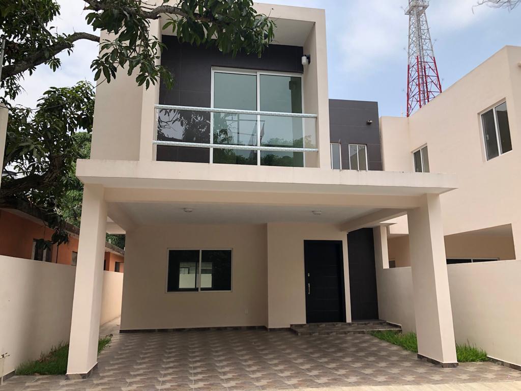 Foto Casa en Renta en  Tampico ,  Tamaulipas  RENTA DE CASA INDEPENDIENTE COL. CAMPBELL