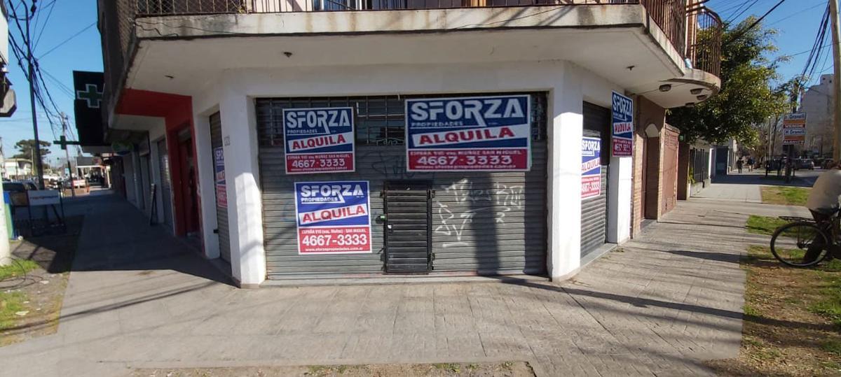 Foto Local en Alquiler en  Muñiz,  San Miguel  MUÑOZ al 800