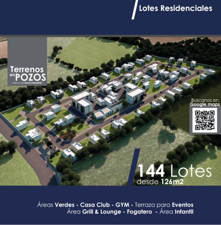 Foto Terreno en Venta en  Villa de Pozos,  San Luis Potosí  Terreno 15c en Zibari Residencial de Villa de Pozos