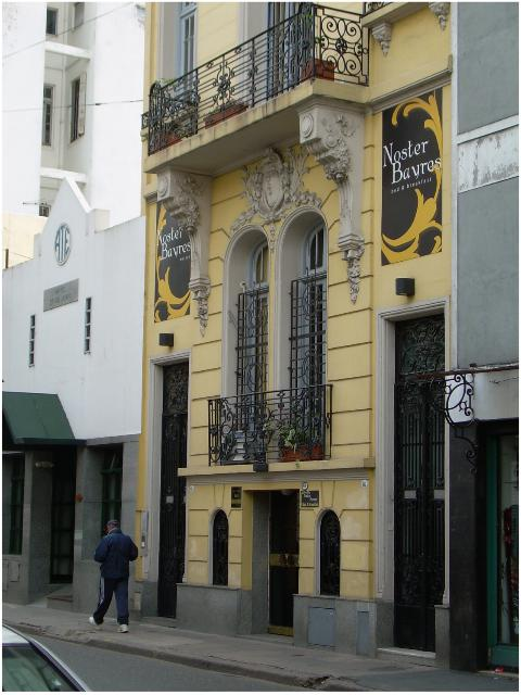 Foto Oficina en Venta en  San Telmo ,  Capital Federal  BRASIL al 400