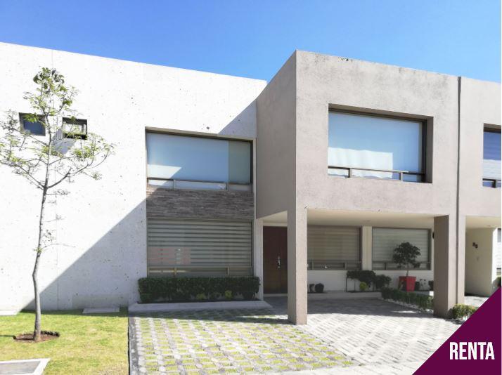Foto Casa en condominio en Renta en  San Andrés Ocotlán,  Calimaya  Casa en Venta en Bosque de las Fuentes, Calimaya