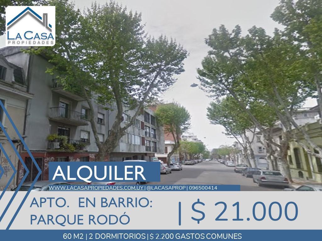 Foto Apartamento en Alquiler en  Parque Rodó ,  Montevideo  Durazno al 2000