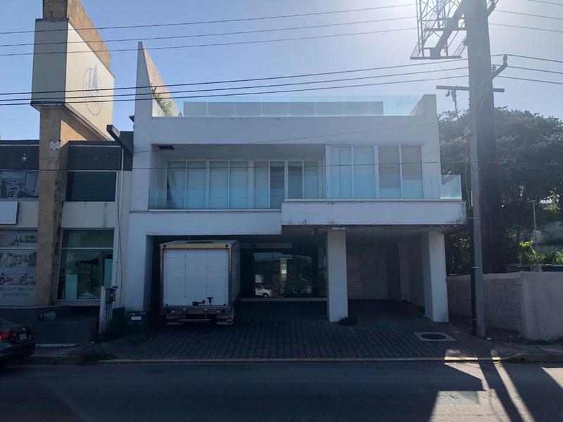 Foto Edificio Comercial en Renta en  La Riviera Veracruzana,  Alvarado  EDIFICIO COMERCIAL ideal para oficinas sobre Blvd. Riviera Veracruzana