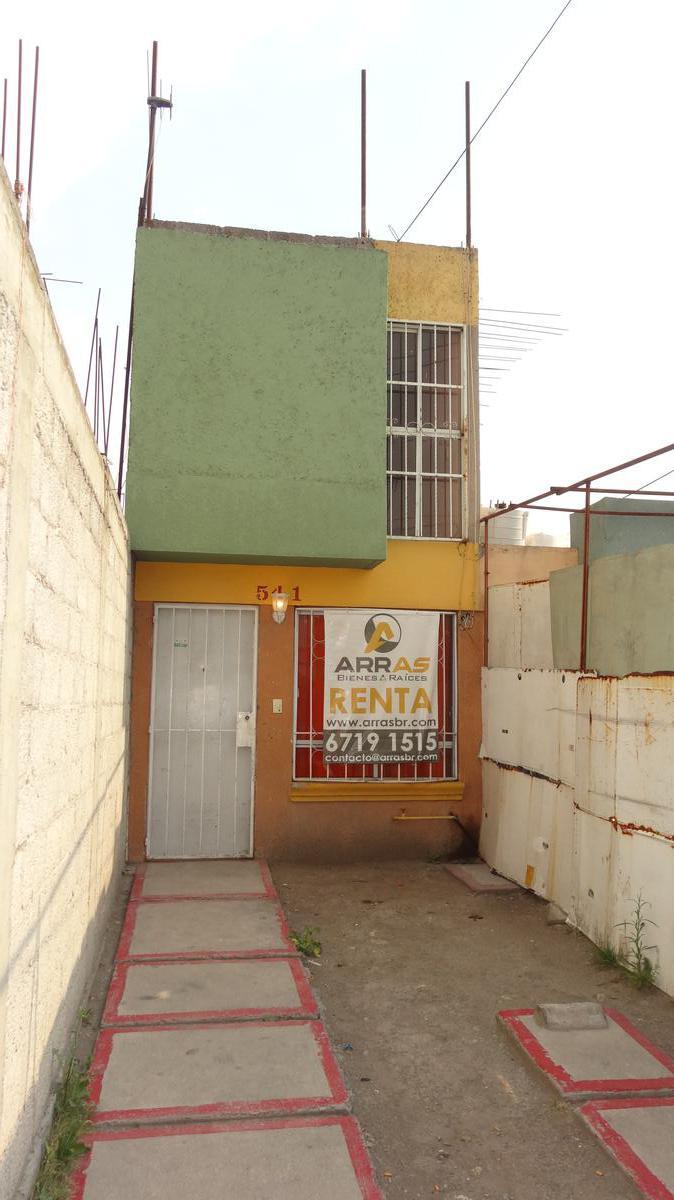Foto Casa en Renta en  Los Héroes Tecámac,  Tecámac  Los Héroes Tecámac