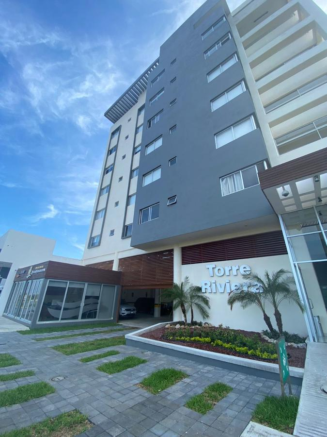 Foto Departamento en Renta en  La Riviera Veracruzana,  Alvarado  TORRE RIVIERA, Departamento en RENTA de 3 recámaras, con alberca y seguridad