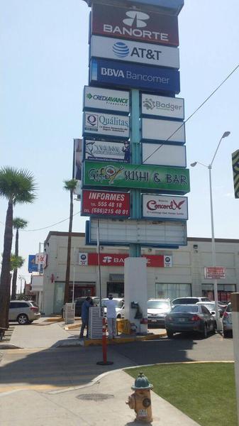Foto Local en Renta en  Benito Juárez,  Mexicali  Benito Juárez