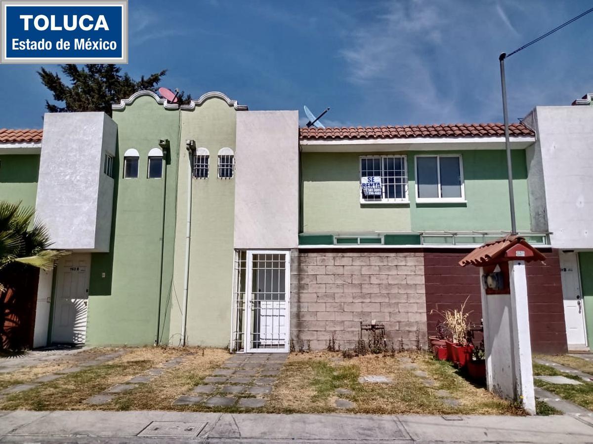 Foto Casa en condominio en Renta en  Toluca ,  Edo. de México  Casa en RENTA , Melia, Conjunto Ahuehuetes, Toluca, Estado de México