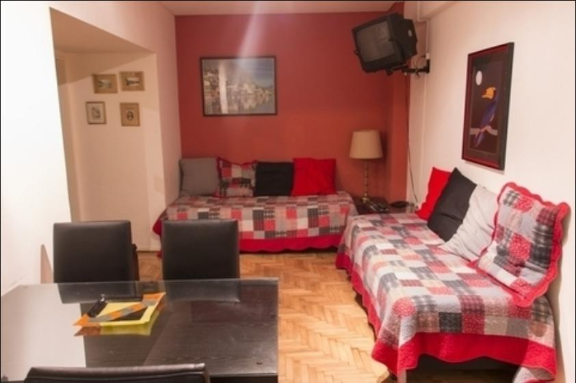 Foto Departamento en Alquiler temporario en  Recoleta ,  Capital Federal  BILLINGHURST al 2300