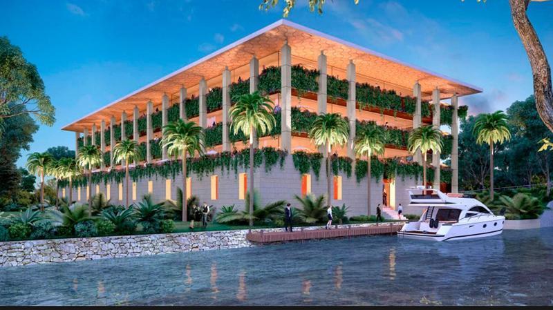 Foto Departamento en Venta en  Cancún Centro,  Cancún  Venta de Suite Ejecutiva en Puerto Cancún