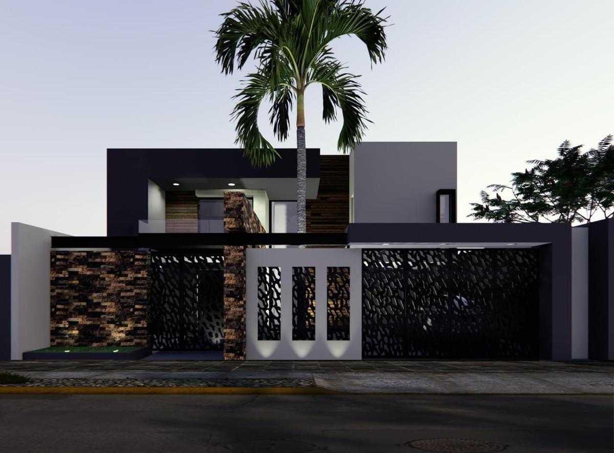 Foto Casa en Venta en  Ciudad Madero ,  Tamaulipas  Residencia con Alberca y Jardin en Colonia Unidad Nacional