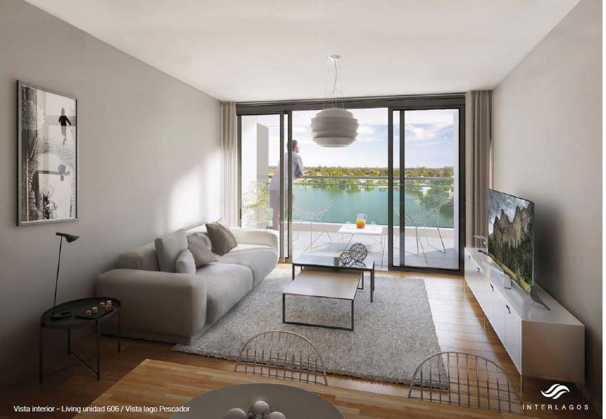 Foto Apartamento en Venta en  Carrasco Este ,  Canelones  Inmejorables vistas al lago, 2 dorm