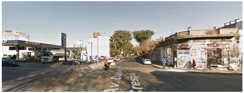 Foto Terreno en Venta en  Aguada ,  Montevideo  Fernandez Crespo 2200