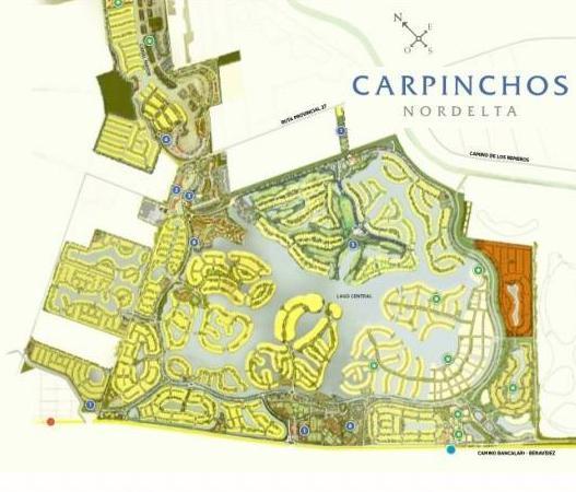 Foto Terreno en Venta en  Carpinchos,  Nordelta  Carpinchos al 300