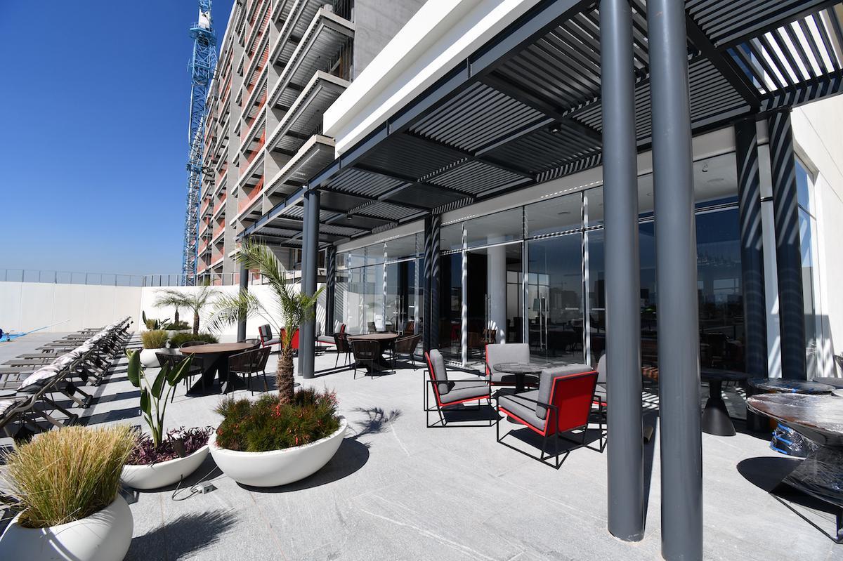 Foto Departamento en Renta en  Fraccionamiento Residencial Poniente,  Zapopan  Av Santa Margarita 3600 701 Real View Towers