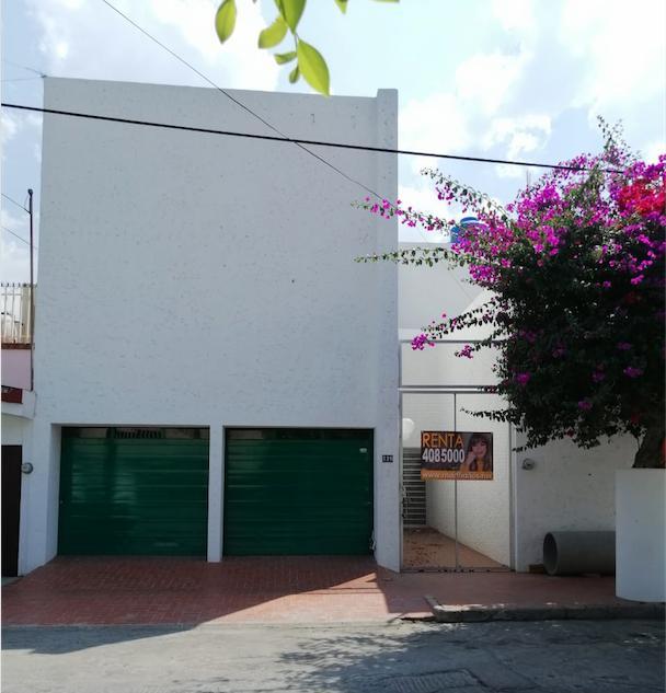 Foto Casa en Renta en  San Luis Potosí ,  San luis Potosí  CASA EN RENTA EN COL. JARDIN, SAN LUIS POTOSI