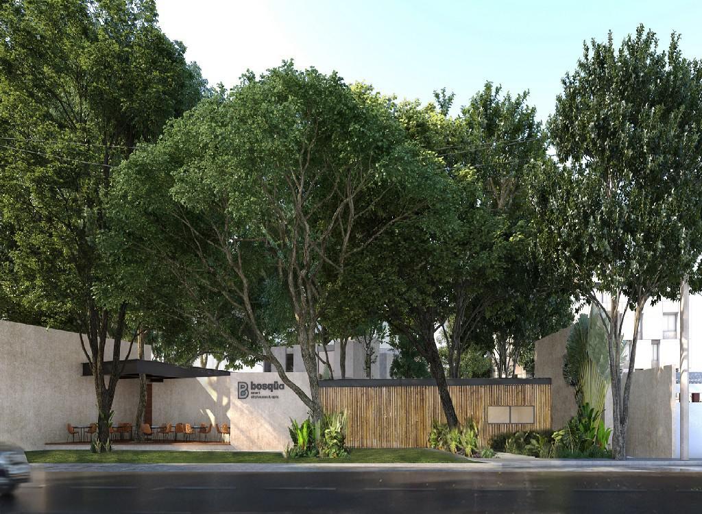 Foto Departamento en Venta en  Buenavista,  Mérida  Departamento en Privada Bosqua (Smart Homes).