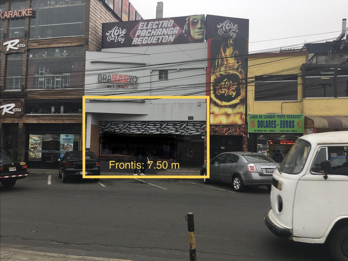 Foto Local en Alquiler en  Lince,  Lima  Lince