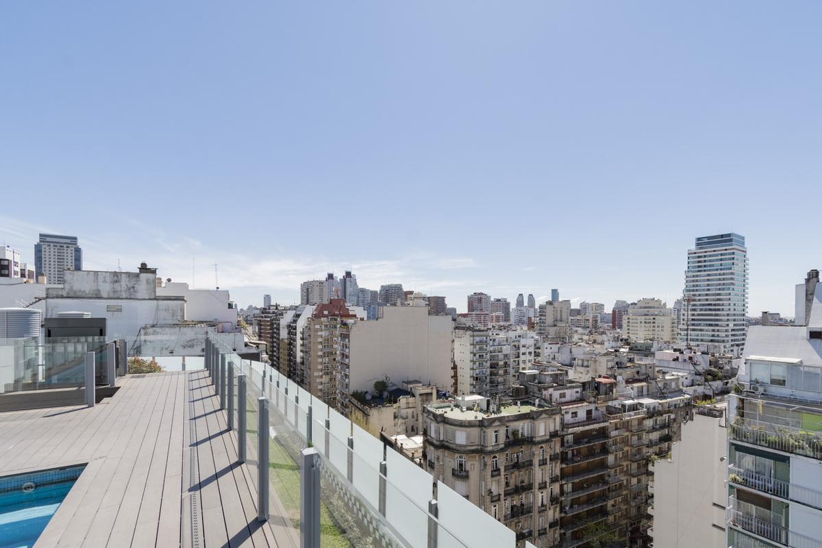 Foto Oficina en Alquiler en  Barrio Norte ,  Capital Federal  AV. SANTA FE Y AGUERO
