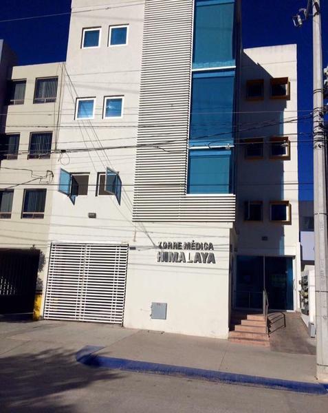 Foto Oficina en Venta en  Colinas del Parque,  San Luis Potosí  CONSULTORIO EQUIPADO EN VENTA EN COLINAS DEL PARQUE, SAN LUIS P