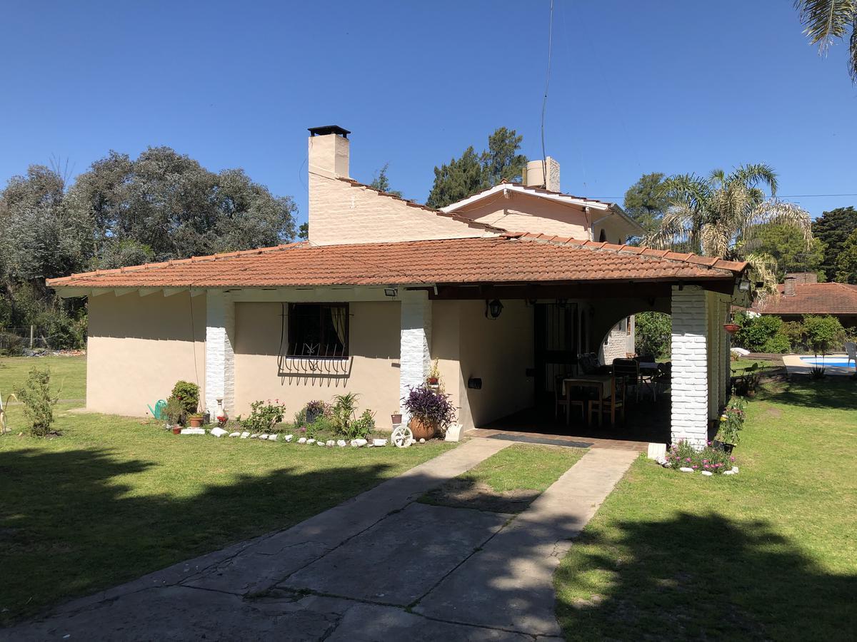 Foto Casa en Alquiler en  Parada Robles,  Exaltacion De La Cruz  Casa Quinta en Exaltacion de la Cruz
