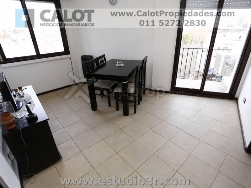 Foto Departamento en Alquiler temporario en  Chacarita ,  Capital Federal  DORREGO 1200