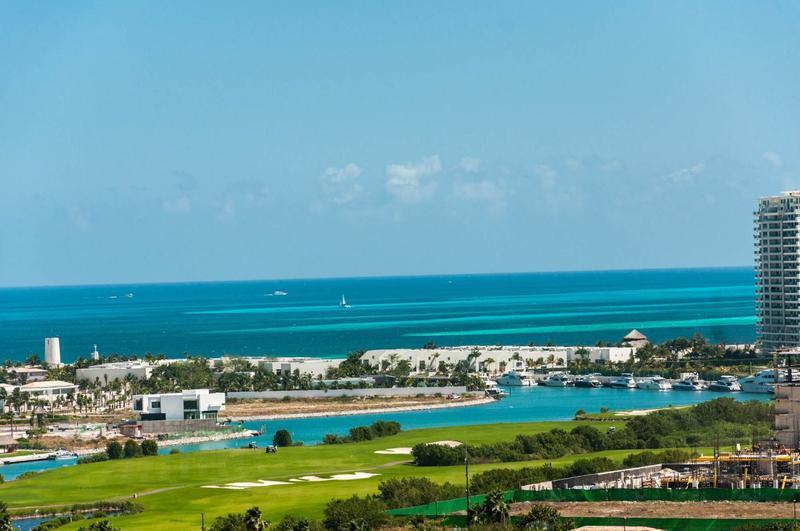 Foto Departamento en Venta en  Cancún Centro,  Cancún  Venta de Departamento en Cancun con Vista al Mar