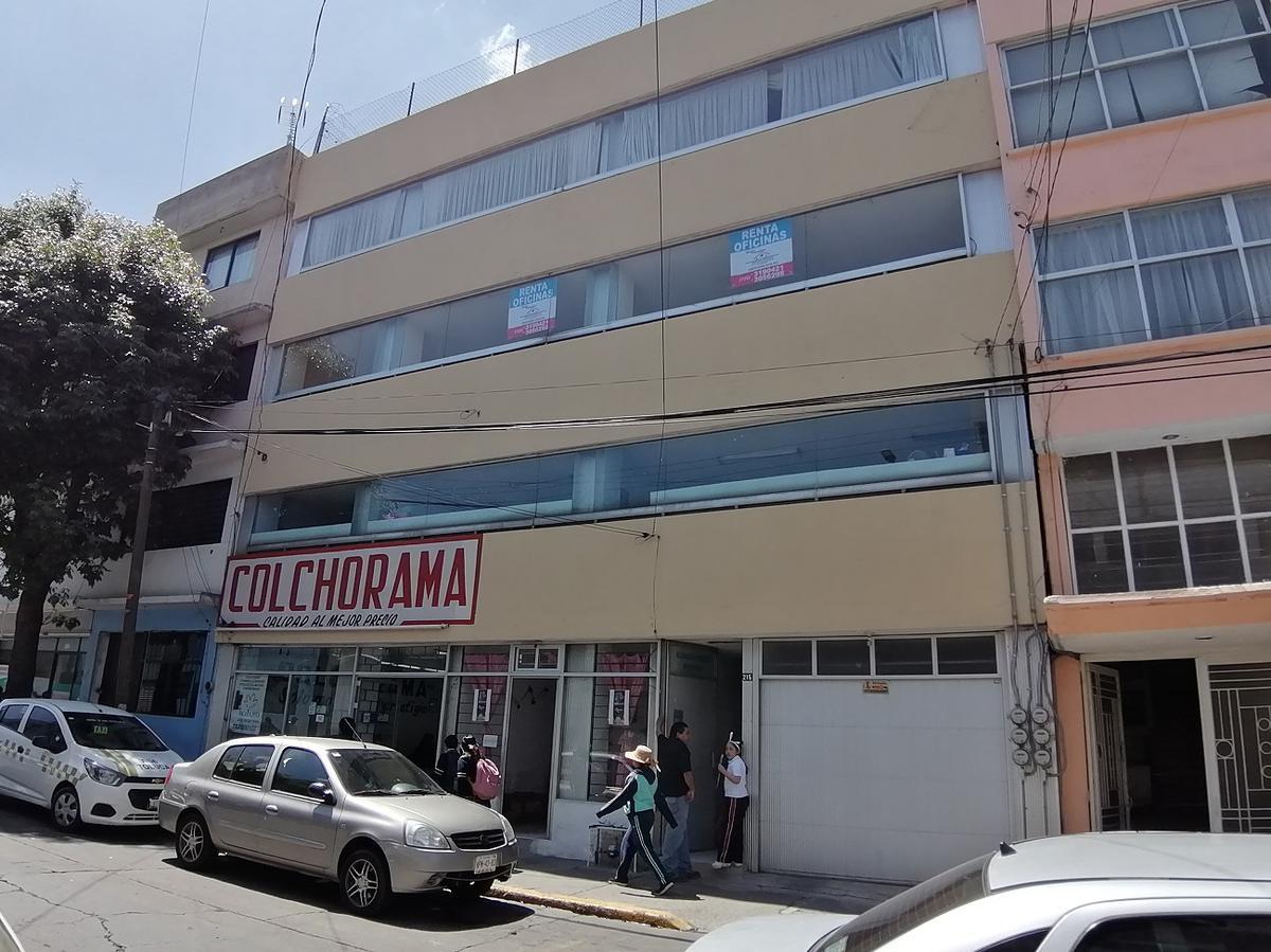 Foto Oficina en Renta en  Santa Clara,  Toluca  Hermosas Oficinas en Renta, Josefa Ortiz de Dominguez Norte